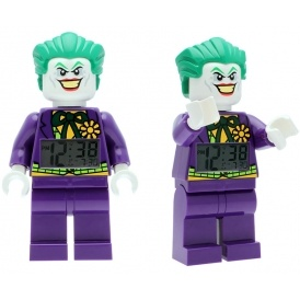 LEGO Joker Alarm Clock £12
