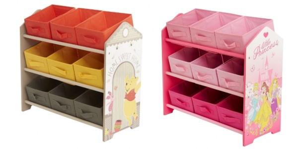 Children's Character Storage Tidy Shelves £19.99 @ Dunelm