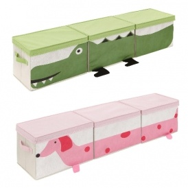 Children's Storage Boxes Reduced @ Very