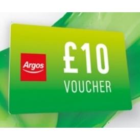 FREE Argos Voucher Offer