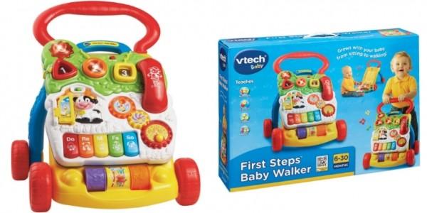 VTech First Steps Baby Walker £16.49 @ Argos