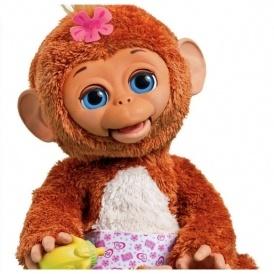 FurReal Giggling Monkey £34.99 @ eBay: Argos