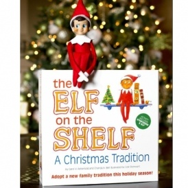 Elf On The Shelf Book & Doll £18.99