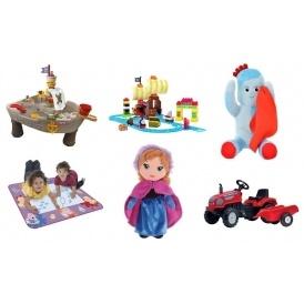 Half Price Toys @ Tesco