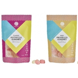 Prosecco Gummy Sweets