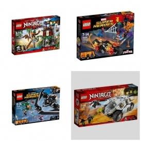 20% Off LEGO Ninjago & Superheroes @ Smyths