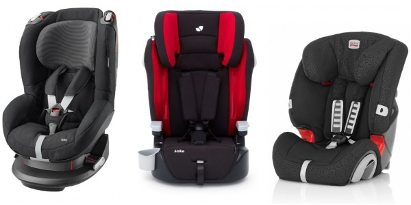 20% Off Selected Car Seats @ Smyths