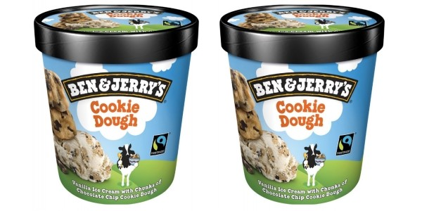 RECALL: Ben & Jerry's Cookie Dough Ice Cream