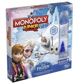 Monopoly Junior Disney Frozen Edition £6