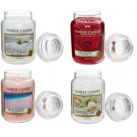 Yankee Candle Large Jars £14.99 Delivered