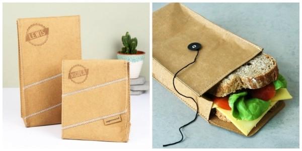 Personalised Zuperzozial Fruit / Sandwich Bag £8 / £6 Delivered @ Lisa Angel
