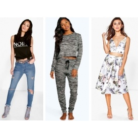 Up To 70% Off Sale @ Boohoo