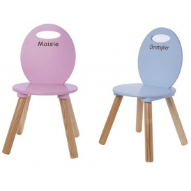 Personalised Chair £7.99 Delivered @ Studio
