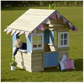 Bramble Cottage Wooden Playhouse £100
