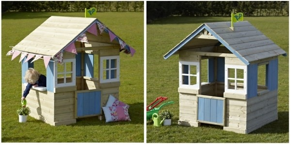 TP Toys Bramble Cottage Wooden Playhouse £100 (was £249) @ John Lewis (Expired)