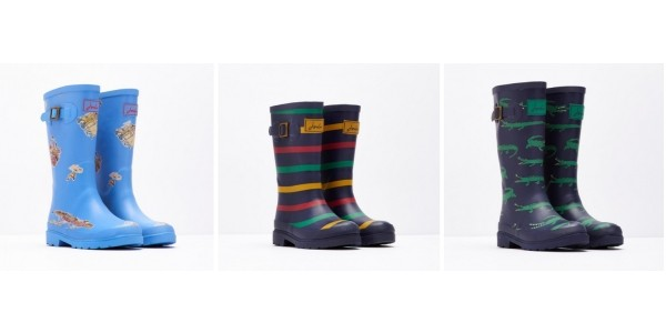 Joules Factory Seconds Wellies £6.95 Delivered @ Joules eBay Outlet