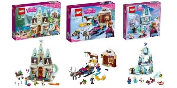 Disney Frozen Lego Save 33% Plus FREE Gift @ Toys R Us