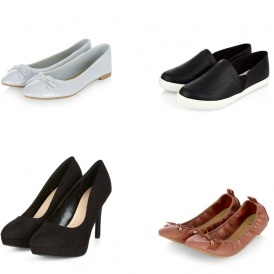 Shoes From £3 Delivered @ New Look