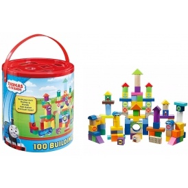 Thomas & Friends 100 Wooden Blocks £7.50