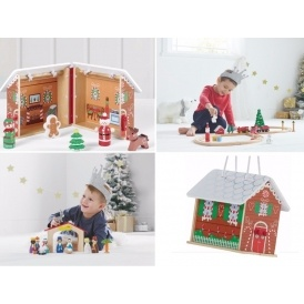 Christmas Wooden Toys From £12