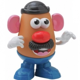 Playskool Mr Potato Head Toy £4.99 @ Argos