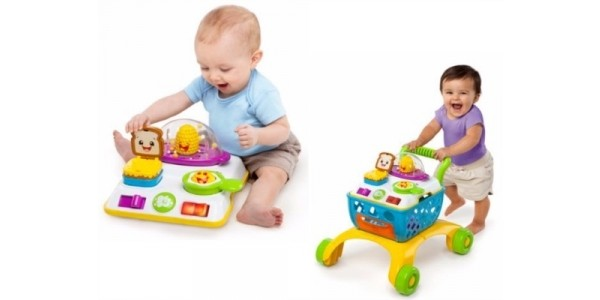 Bright Starts Giggling Gourmet 4 in 1 Shopping Trolley £19.99 Delivered @ Argos
