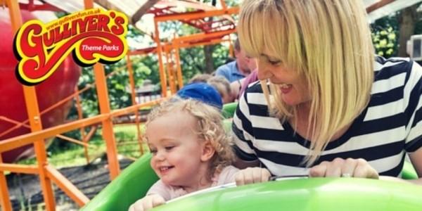 Grandparents Go FREE On 10th & 11th September @ Gulliver's Theme Parks