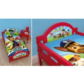 Paw Patrol Toddler Bed £55.20
