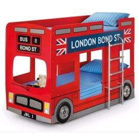 £100 Off London Bus Bunk Beds