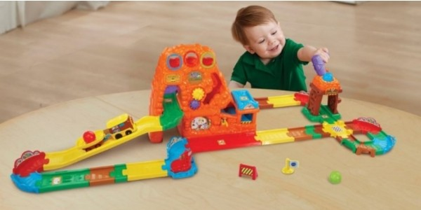 NEW VTech Toot-Toot Drivers Gold Mine Train Set £41 (was £51.99) @ Very