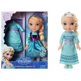 Frozen Elsa Toddler Doll & Nightwear £12.99