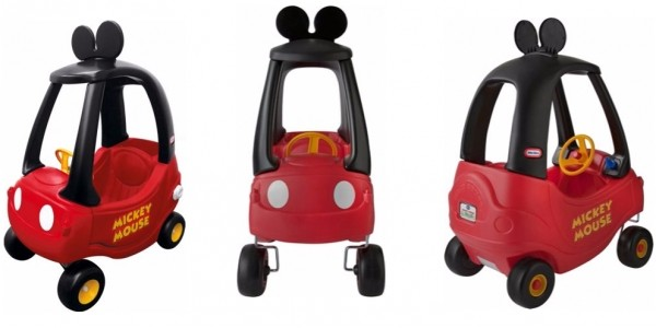 Little Tikes Mickey Mouse Cozy Coupe £39.99 (was £59.99) @ Argos