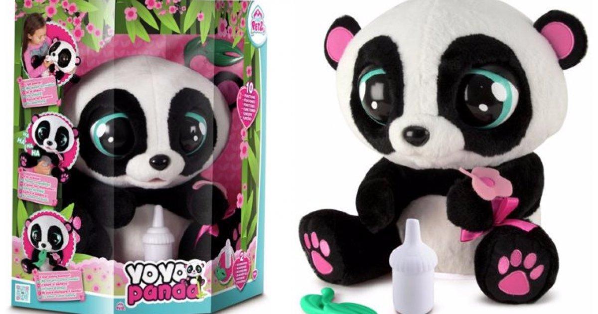 1 3 Off Yoyo The Panda Interactive Toy Now 163 33 29 Argos