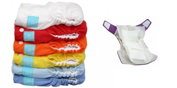 Up To £54.15 Towards The Purchase Of Reusable Nappies (London)