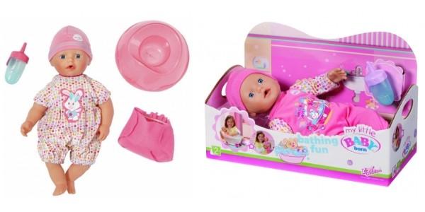 1/3 Off My Little Baby Born Bathing Fun Doll Now £12.99 @ Argos