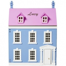 Personalised Wooden Doll's House £34.99