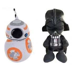 70% Off Star Wars Soft Toys