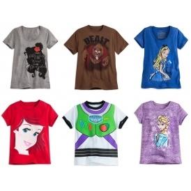 Half Price Disney T-shirts