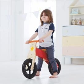 Wooden Balance Bike £17.50