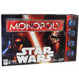 Star Wars Monopoly £12.50
