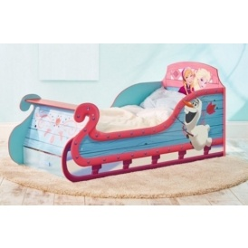Frozen Sleigh Bed £157.69 @ Argos