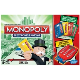 FREE Electronic Monopoly Game Board