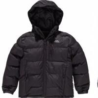 Trespass Boys Black Padded Jacket