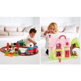 Half Price Happyland Toys