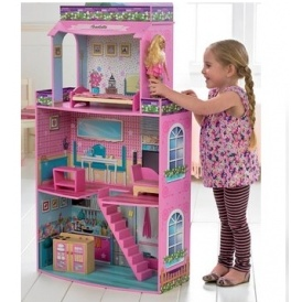 Personalised Large Doll Mansion £49.99