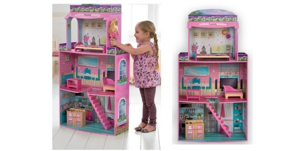 Personalised Large Doll Mansion £49.99 @ Studio