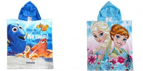 Personalised Children's Towel Poncho £4.99 @ Studio