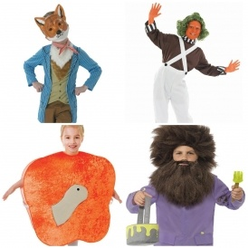 Roald Dahl Day Costumes From £7.96