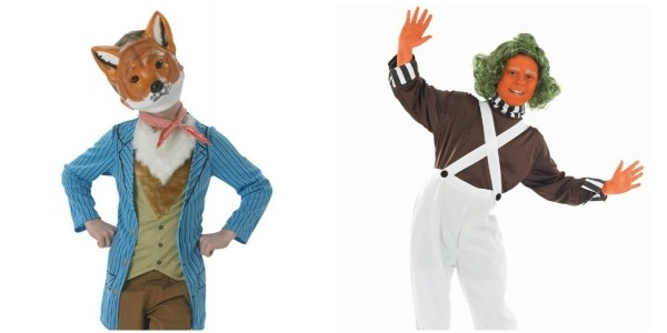 Roald Dahl Day Costumes From £7.96 @ Amazon