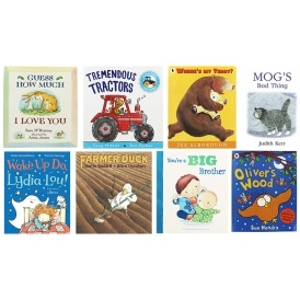 10 For £10 Kids Books @ The Works